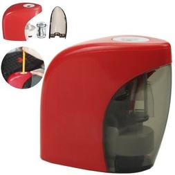 Electric Pencil Sharpener Touch Switch Automatic Sharpeners