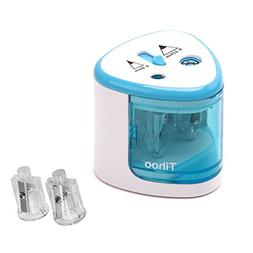 Electric Pencil Sharpener, Battery Operated Colored Pencil S