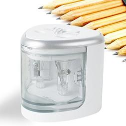 Electronic Pencil Sharpener Creative Fashion Student double