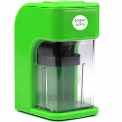 Avalon Electronic Pencil Sharpener with Built in Safety Feat