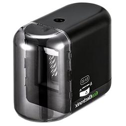 EX-20 Electric Pencil Sharpener - Battery and AC Powered , F