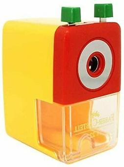 Faber-Castell pencil sharpener small TFC-182207 yellow F/S w