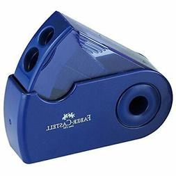 Faber-Castell pencil sharpener square Blue TFC-182797-2