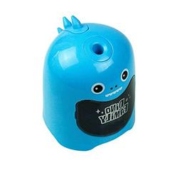 B&Y Funny Electric Pencil Sharpener Battery Operated Portabl