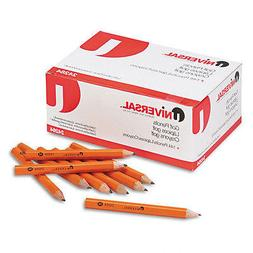 Integra Golf Pencil, 3-1/2-Inch Pre Sharpened, 144/Box, Yell