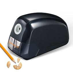 Bonsaii Heavy Duty Electric Pencil Sharpener,Helical Blade,A