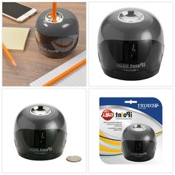 WESTCOTT iPOINT BALL PENCIL SHARPENER Durable Compact Batter