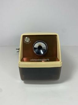 Panasonic KP-33 Electric Pencil Sharpener 100 Watts Vintage