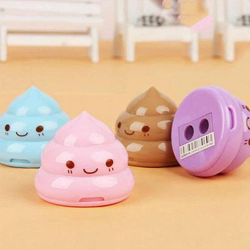 1 Pc Poop Pencil Stationery For Random