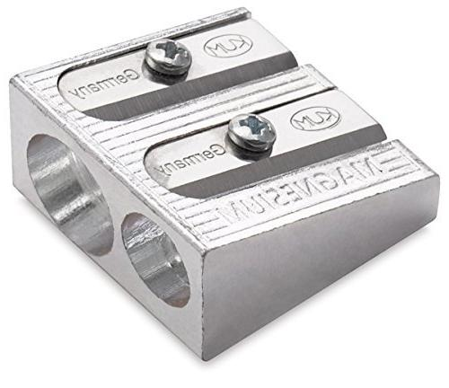 2 hole pencil sharpener magnesium