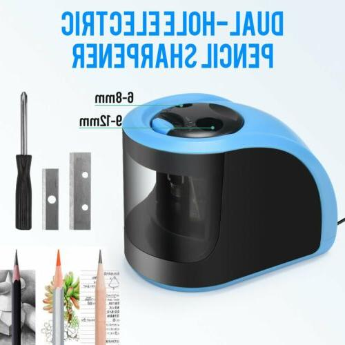 4 in 1 Electric Pencil Sharpener Automatic Touch Switch Scho