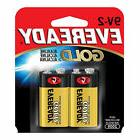 ENERGIZER A522BP-2 Eveready Gold 9V /2
