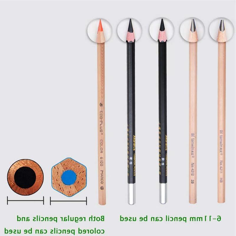Automatic Electric Pencil Adjustable Thickness School Office
