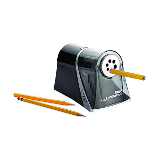 Westcott Evolution Axis Sharpener, and Silver