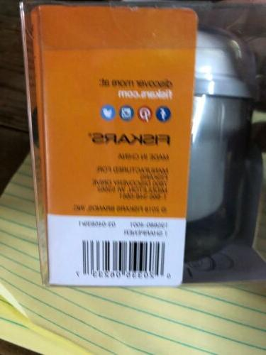 FISKARS Sharpener Lifetime New Auto Stop Sharp