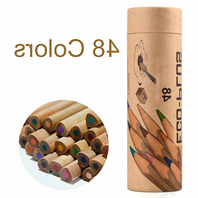 Best Art Drawing Pencil Base Non-Toxic 48/72