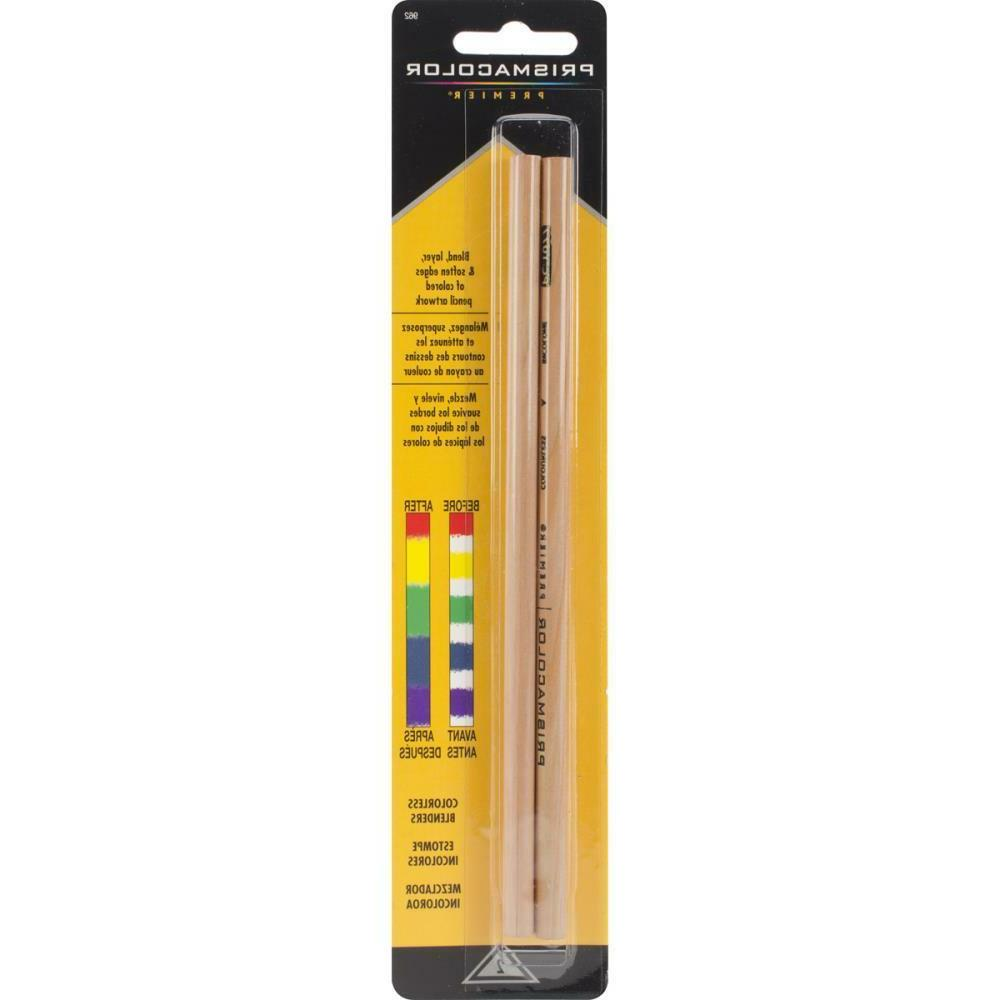 Prismacolor BLENDER PENCILS Prismacolor Card of 2-each