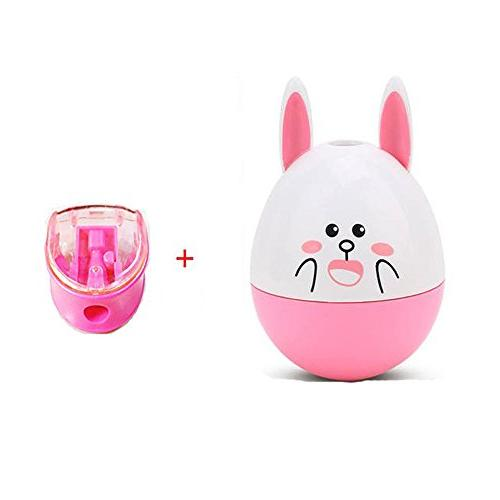 cartoon cute tumbler rabbit pencil