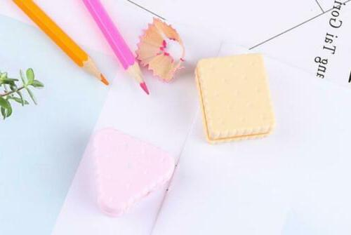 Cookie Pencil Sharpener Stationery