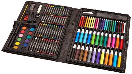 Darice Set for Drawing, Painting and More a Case - Great and Adults