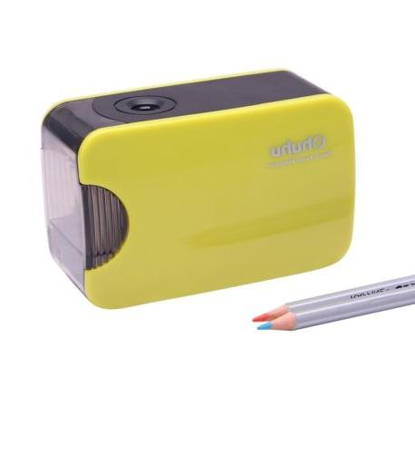 Ohuhu Personal Electric Pencil Sharpener Compact Home Office