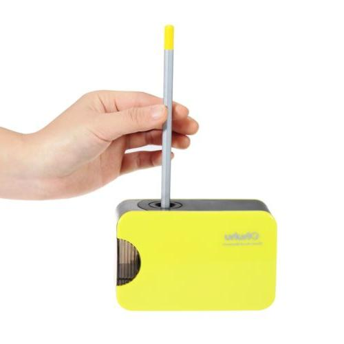 USB Automatic Electric Touch Switch Pencil Sharpener Home Of