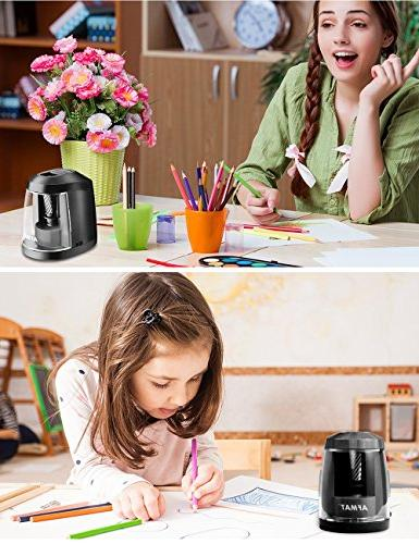 Electric Duty Steel Settings, Auto for USB or for School/Classroom/Home/Office