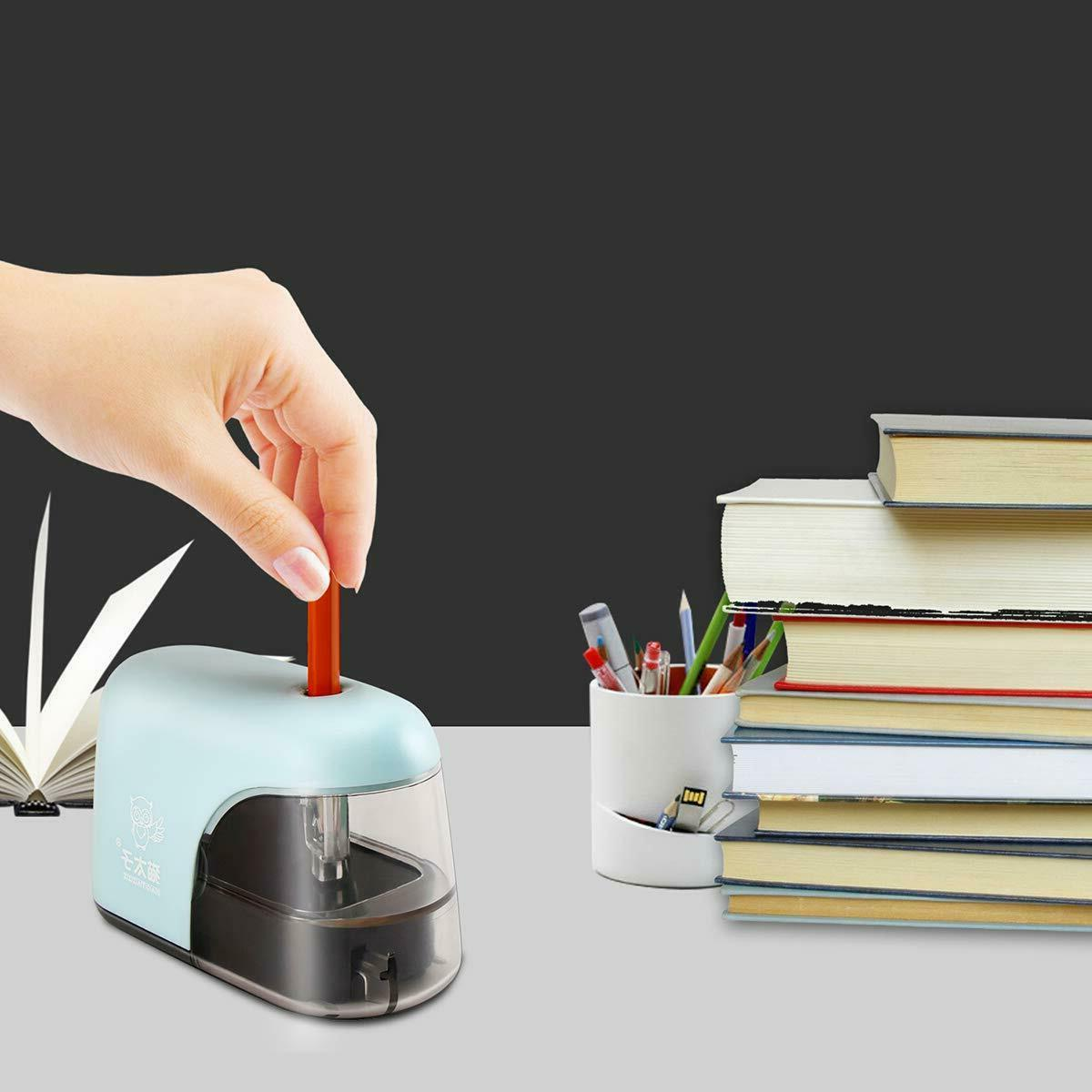 Electric Pencil Sharpener,Auto & Safety for