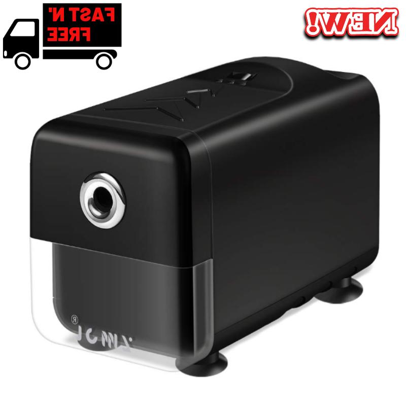electric pencil sharpener auto stop