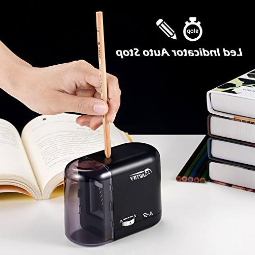 Artify Stop-Battery Or Ac Adapter Operated-Great Various Durability-Kids for Students, Teachers, and Artists.