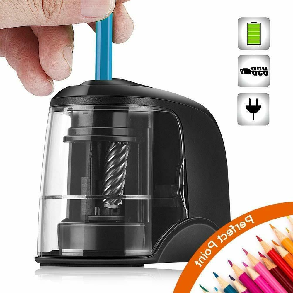 electric pencil sharpener best heavy duty helical