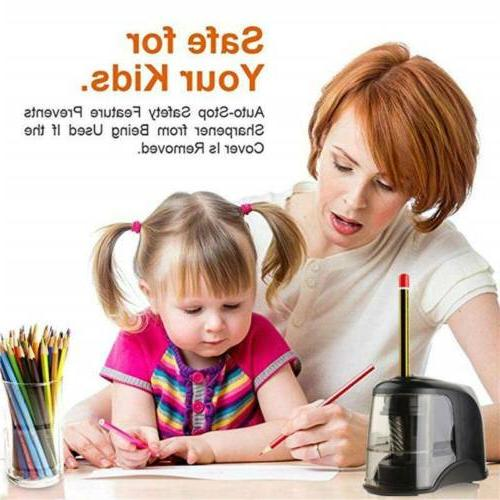 Electric Pencil Sharpener Heavy Duty Helical