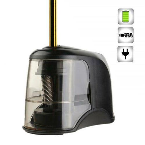 Electric Pencil Sharpener Heavy Duty Helical Steel Blade For