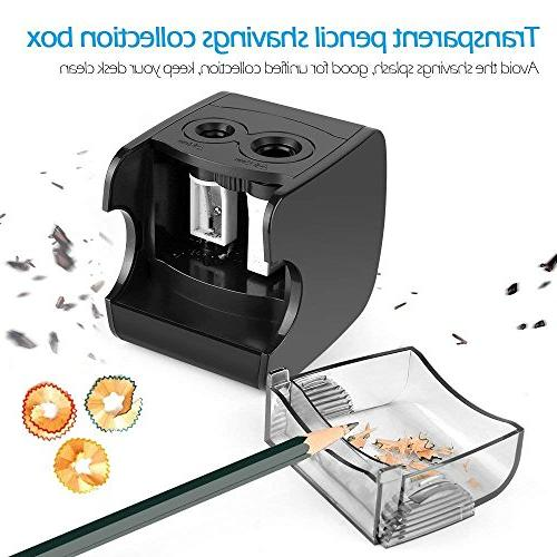 Electric Sharpener, USB Operated Heavy for and Office -003