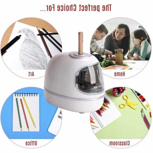 Heavy Duty Electric Sharpener Battery Operated Fast Sharpen Auto