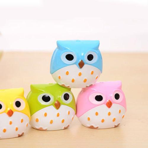 Kawaii Owl Shape Sharpener School Student Stationery Gift