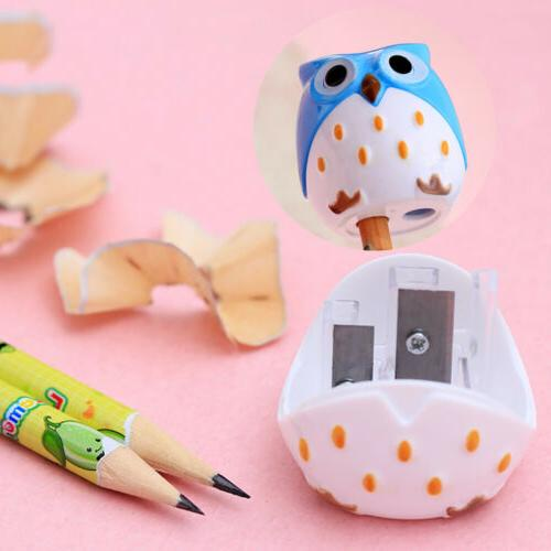 Kawaii Owl Sharpener School Student Stationery Gift