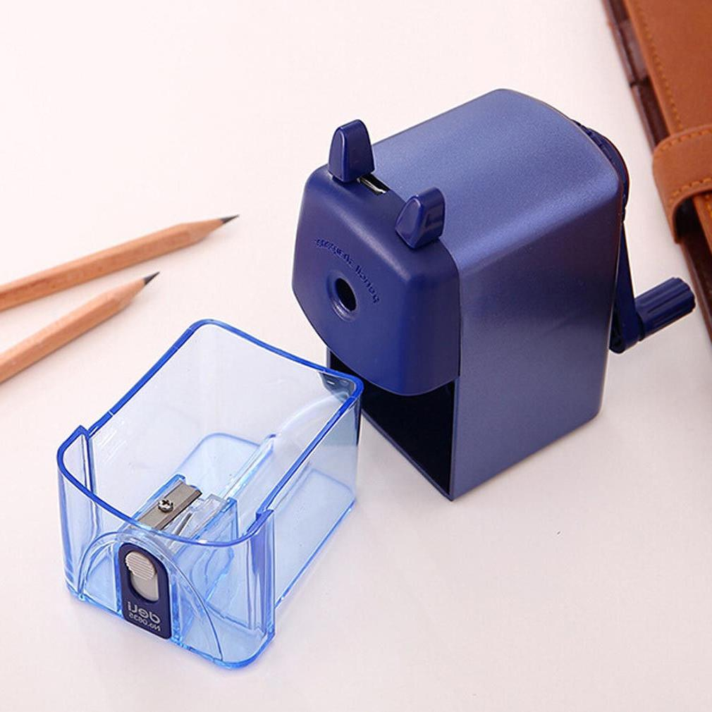 Kids Pencil Sharpener Steel Knife