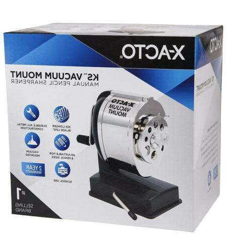 ks manual pencil sharpener