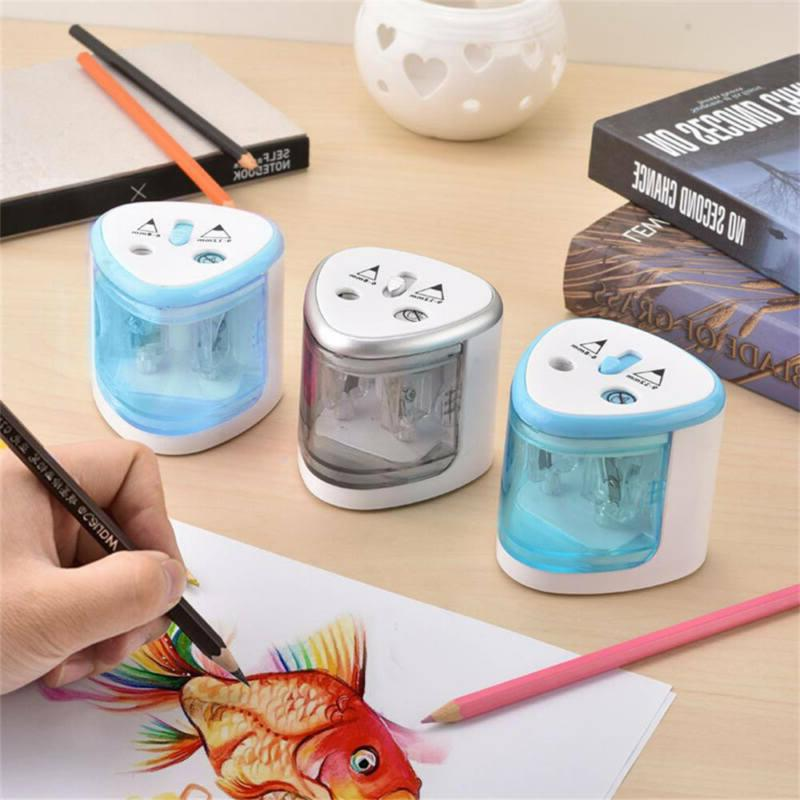 MiNi Electric Pencil Sharpener Cutter Professional Artists