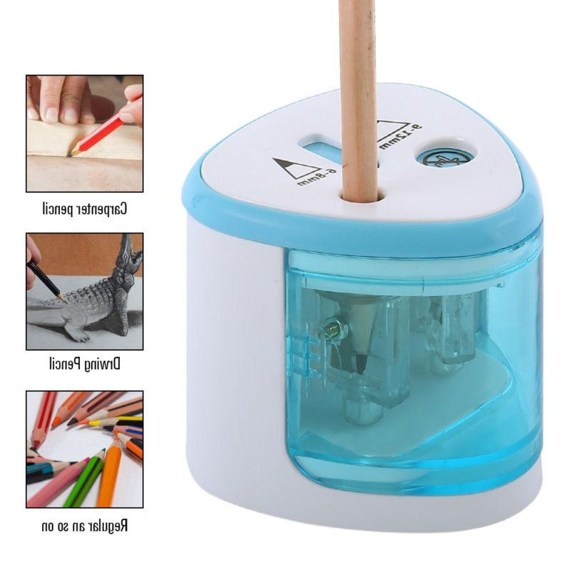 electric pencil sharpener automatic touch switch school