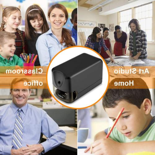 AFMAT Pencil Sharpener Duty, Electric for