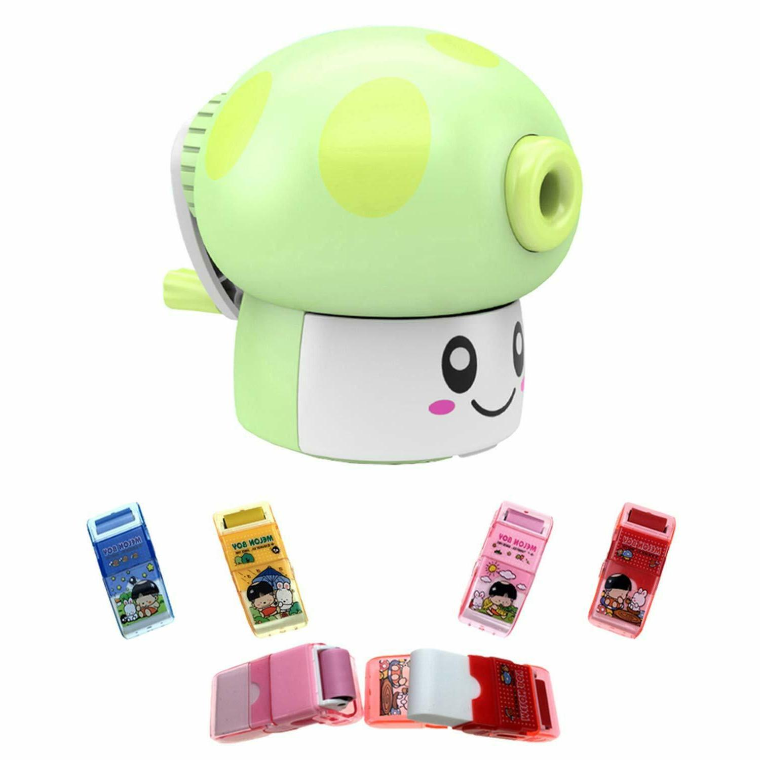 pencil sharpener so cute and 4 pack
