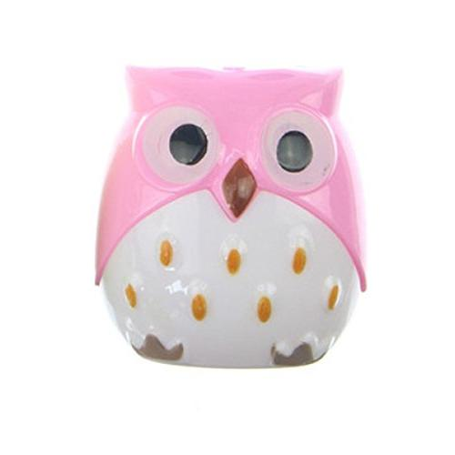 pencil sharpeners cute novelty owl