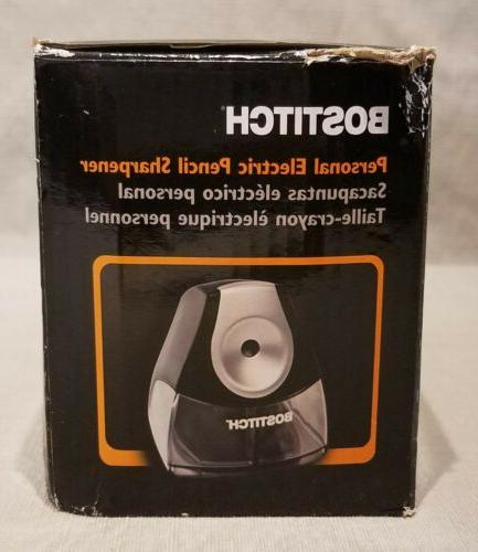 Bostitch Electric Sharpener Black Open Box