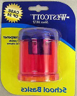 Westcott Plastic and Crayon Colors