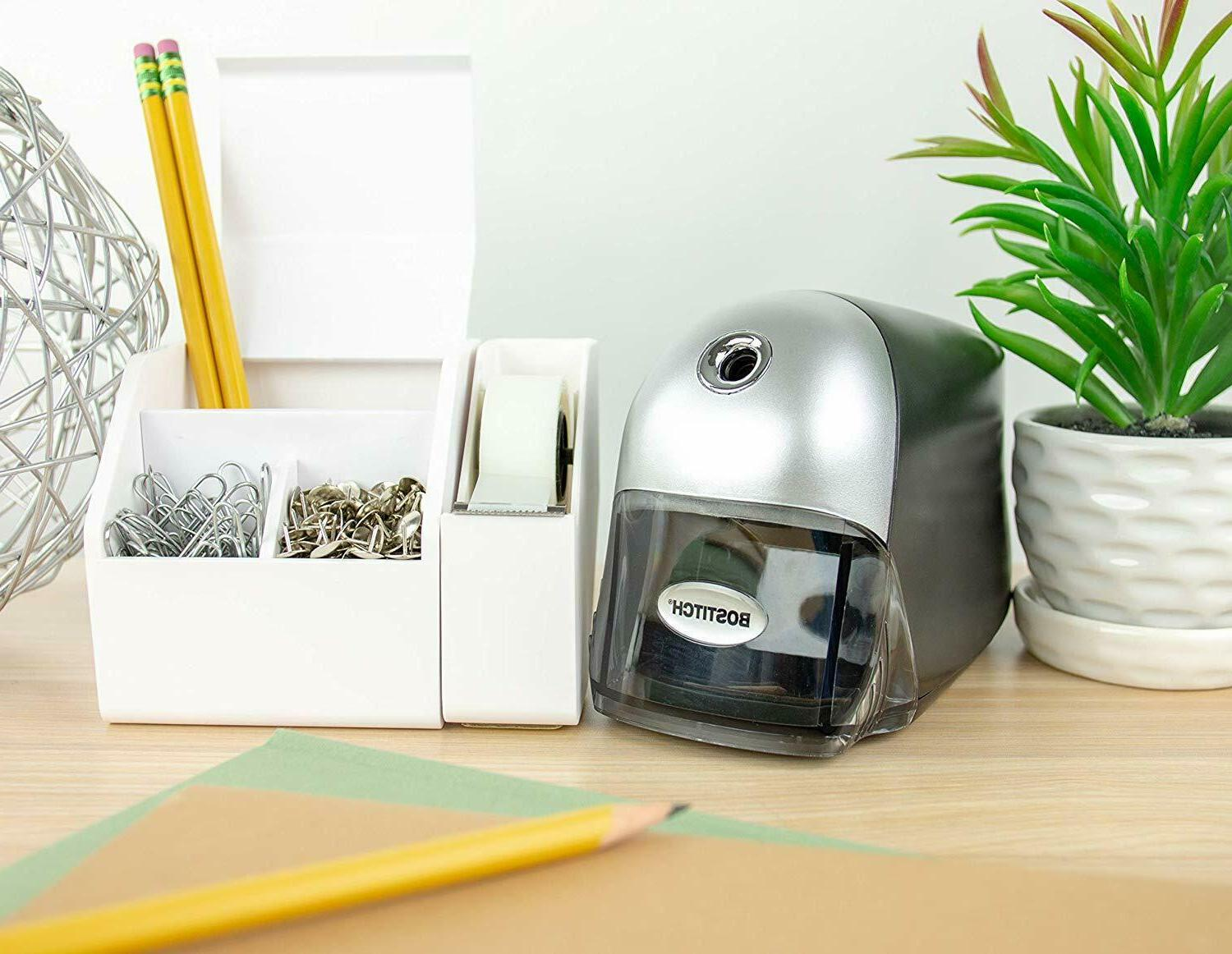 Bostitch QuietSharp Pencil Sharpener