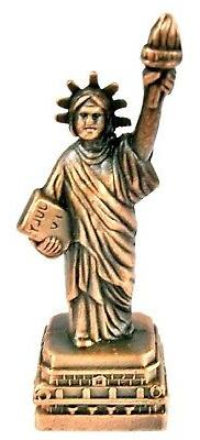 Statue of Liberty Die Cast Metal Collectible Pencil Sharpene