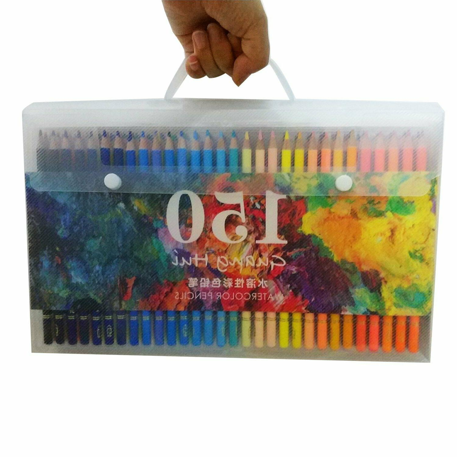 """""""Five Star"""" water-soluble coloring pencil With pencil sharpener"""