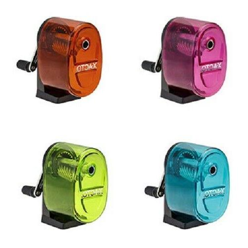 X-Acto Bulldog PENCIL SHARPENER Manual COLORS Mount